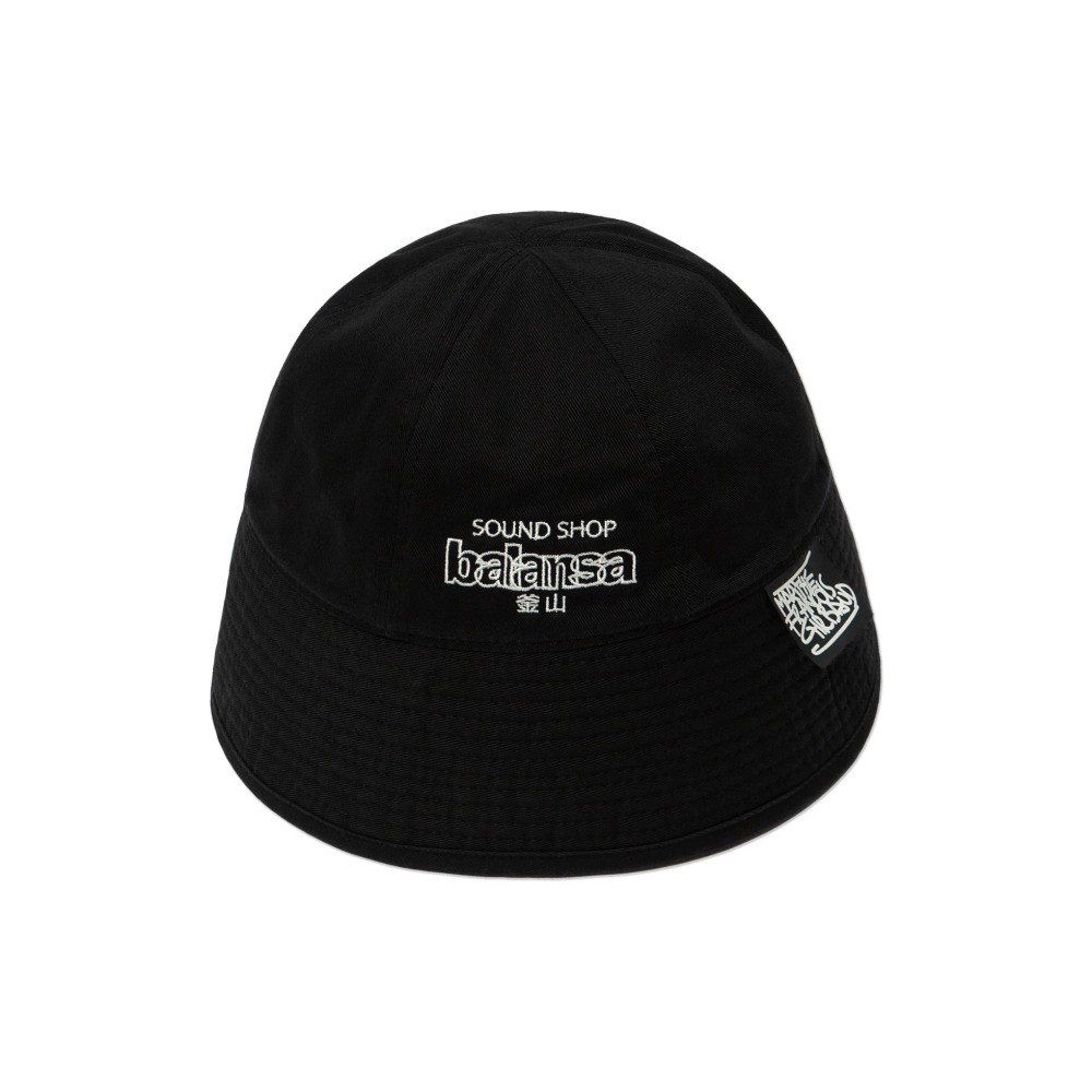 MFG X BALANSA BUCKET HAT black