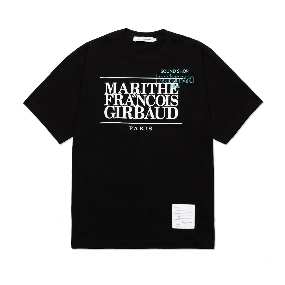 MFG X BALANSA RENDEZ VOUS TEE black/mint